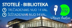 Stotelė – Biblioteka